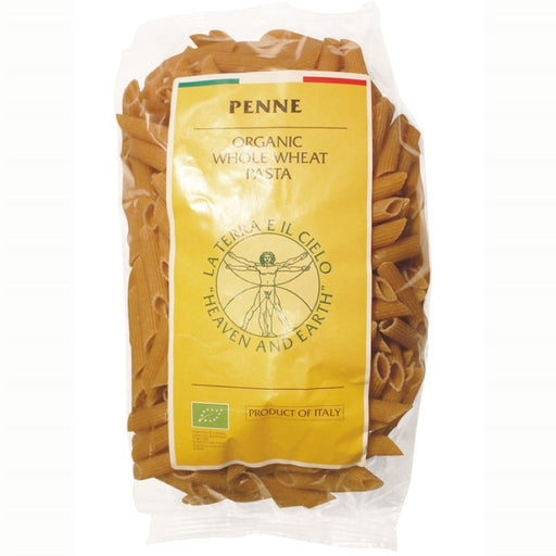 La Terra Whole Wheat Penne 500g