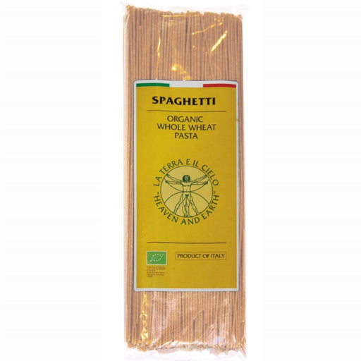 La Terra Whole Wheat Spaghetti 500gm