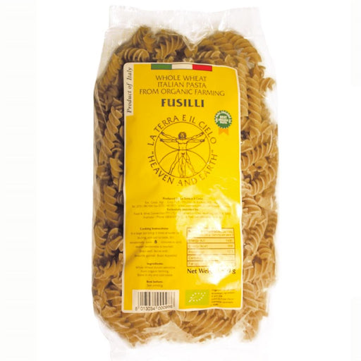 La Terra Whole Wheat Fusilli 500g