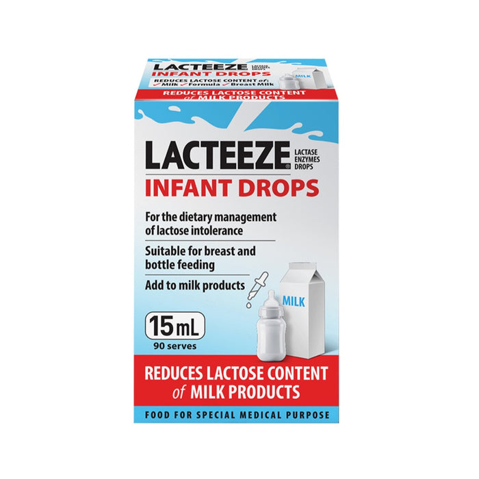 Lacteeze Natural Drops