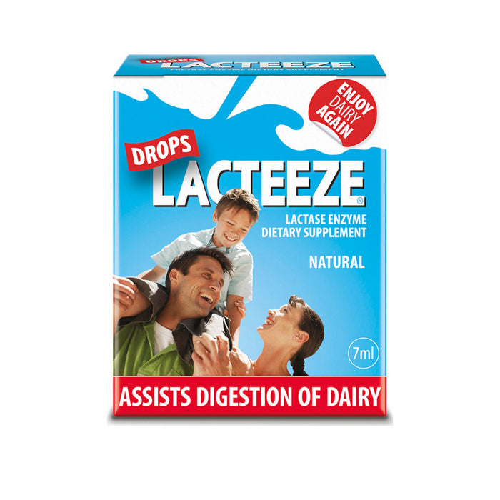 Lacteeze Natural Drops 7ml