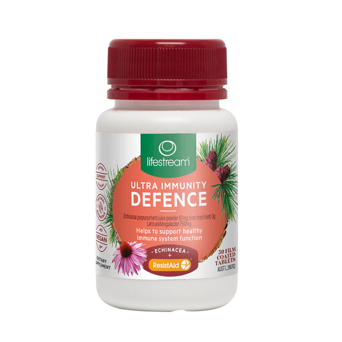 LifeStream Ultra Immunity Defence 30 Tablets