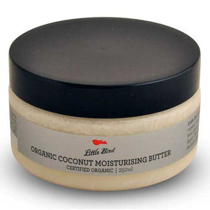 LITTLE BIRD Organic Coconut Moisturising Butter 250ml