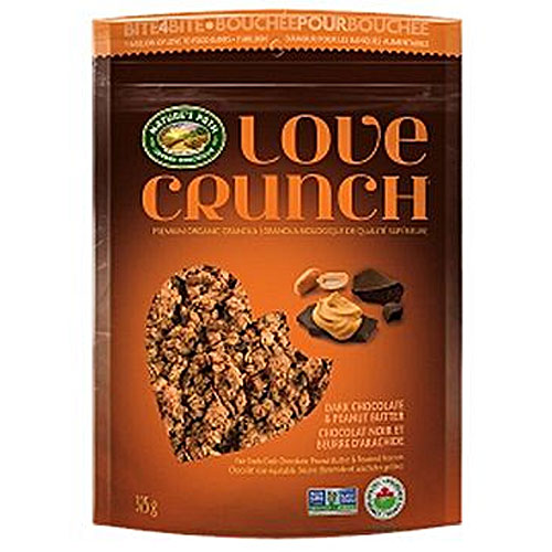 Nature`s Path Love Crunch Granola Dark Chocolate & Peanut Butter 325g