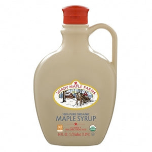 Shady Maple Farms Organic Maple Syrup 1.89 Litre