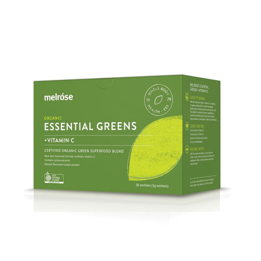 Melrose Essential Greens + Vitamin C