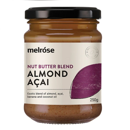 Melrose Nut Butter Spread Almond-Acai