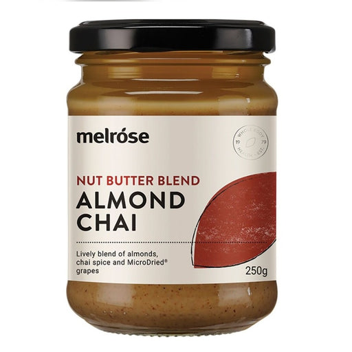 Melrose Nut Butter Spread Almond-Chai