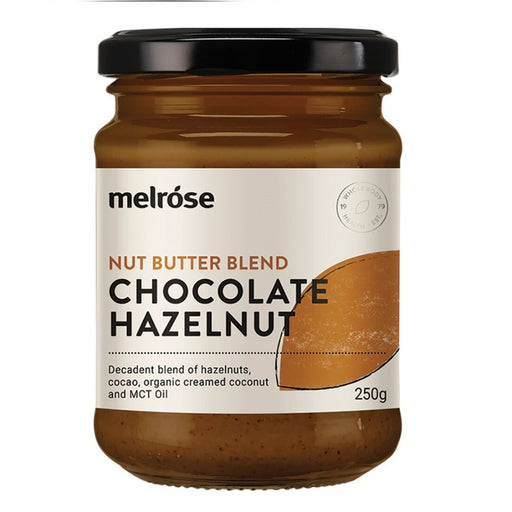 Melrose Nut Butter Spread Chocolate Hazelnut