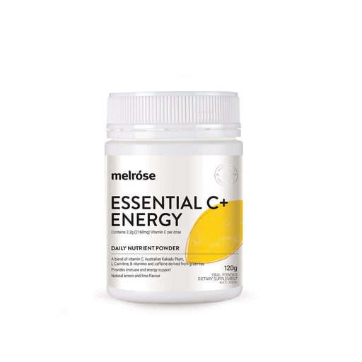 Melrose Essential Vitamin C+ 120g Energy