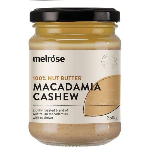 Melrose Nut Butter Spread Macadamia Cashew