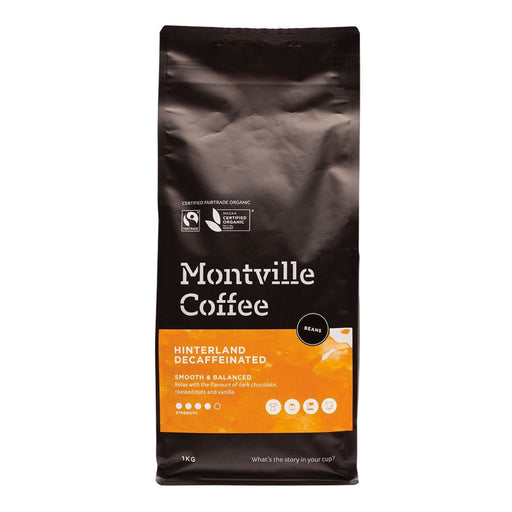 Montville Coffee Decaf Hinterland Blend