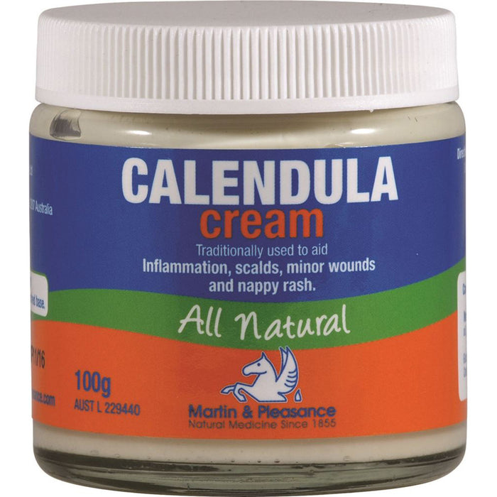 Martin & Pleasance All Natural Calendula Cream 100g