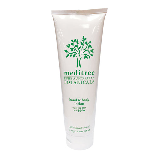 Meditree Everyday Hand & Body Lotion with Jojoba & Tea Tree 250g