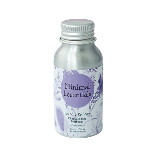 Minimal Essentials Laundry Remedy Earth Blend Chemical-Free Freshener 50ml