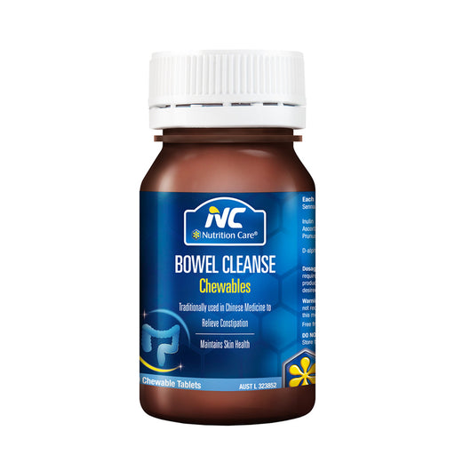 NC by Nutrition Care Bowel Cleanse Chewables