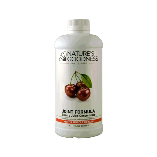 Nature's Goodness Joint Formula (Cherry Juice Concentrate) 1L