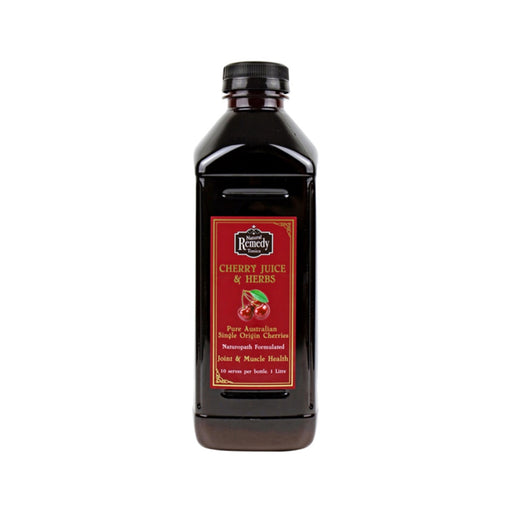 Natural Remedy Cherry Juice & Herbs 1L