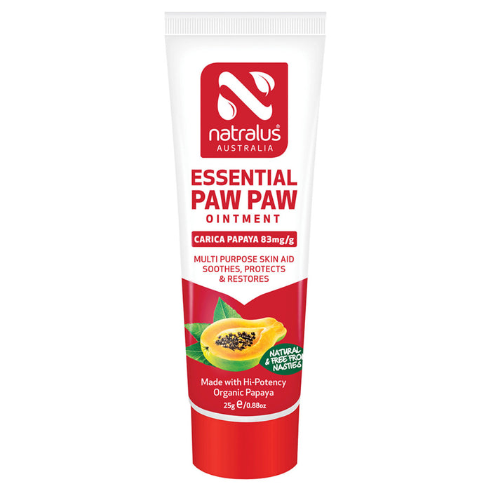 Natralus Essential Paw Paw Ointment 25g