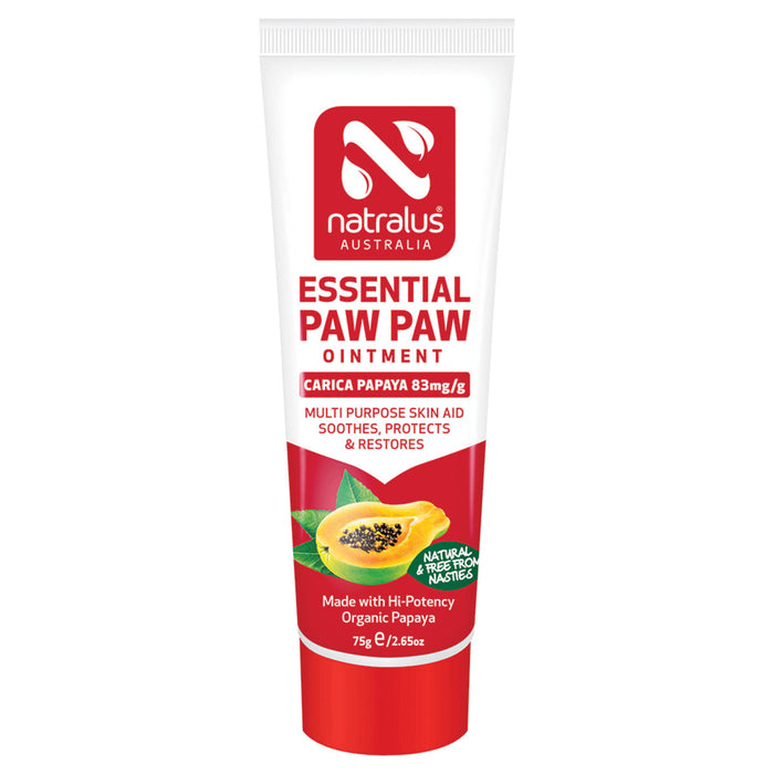 Natralus Essential Paw Paw Ointment 75g