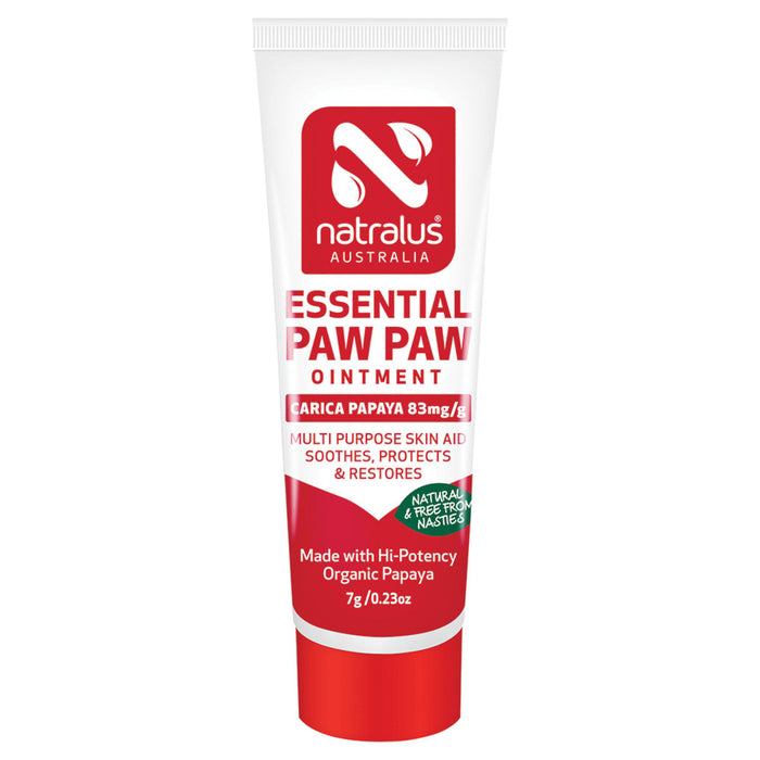 Natralus Essential Paw Paw Ointment 7g