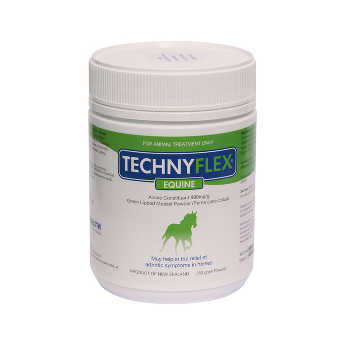 Natural Health Technyflex Equine Green Lipped Mussel 250g