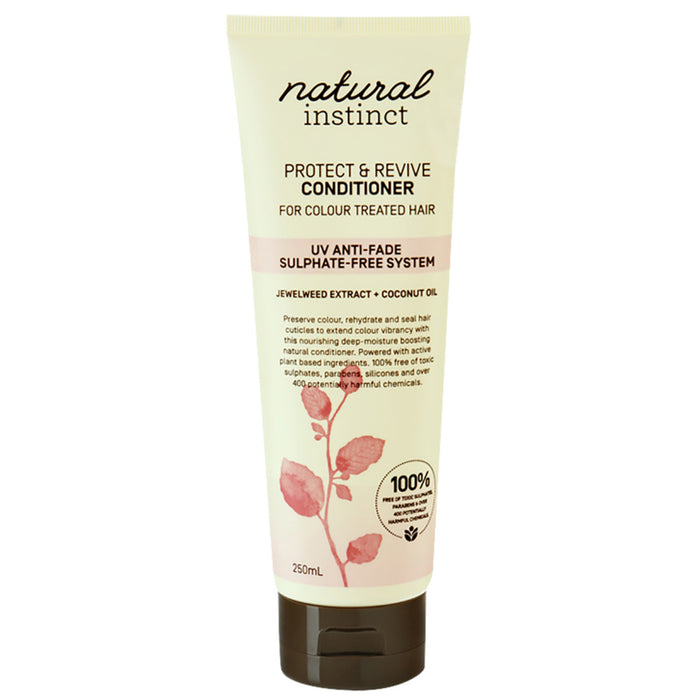 Natural Instinct Protect & Revive Conditioner for Colour Treated Hair