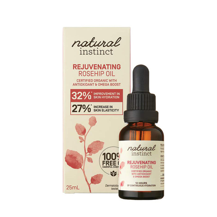 Natural Instinct Rejuvenating Rosehip Oil