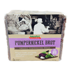 Nature First Bread Pumpernickel Long Life Organic 500g