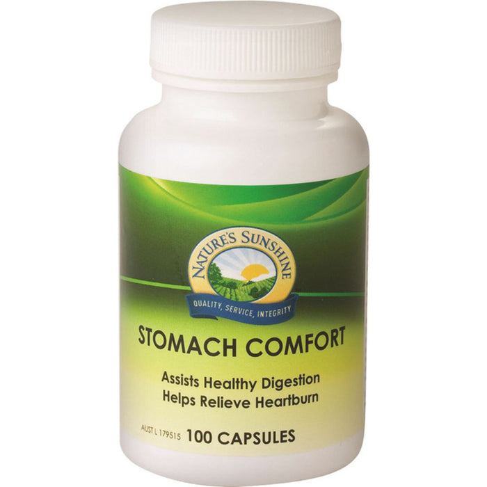 Nature's Sunshine Stomach Comfort 100c