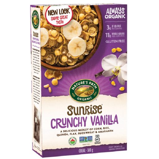 Nature`s Path Sunrise Crunchy Vanilla