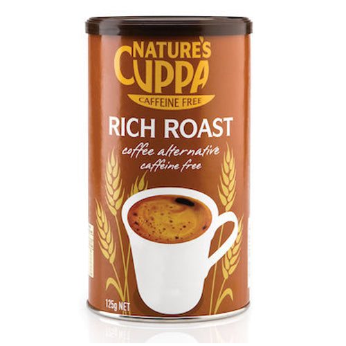 NATURE'S CUPPA Coffee Substitute Rich Roast 125g