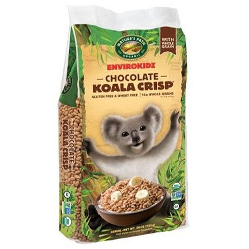 Nature`s Path Envirokidz Organic Chocolate Koala Crisp Bulk Eco Pack 725g
