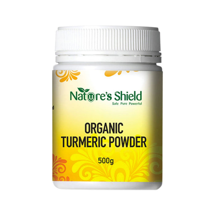 Nature's Shield Organic Turmeric Powder