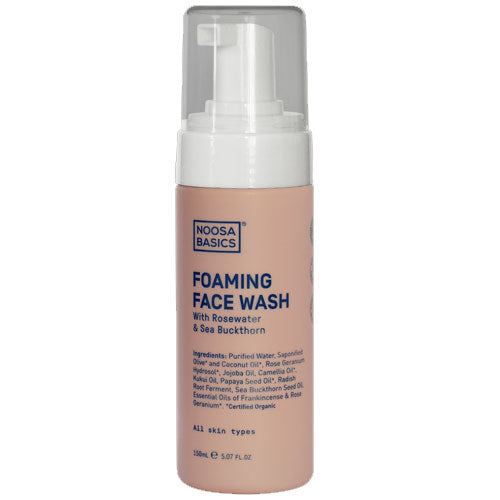 NOOSA BASICS Face Wash Foaming All Skin Types 150ml