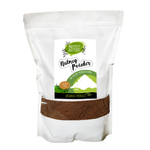 AOP Nutmeg Powder Ground Certified Organic 2kg
