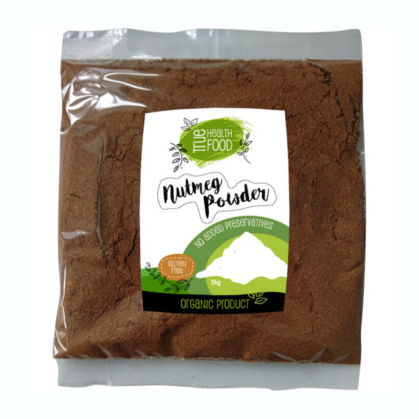 AOP Nutmeg Powder Ground Certified Organic 5kg