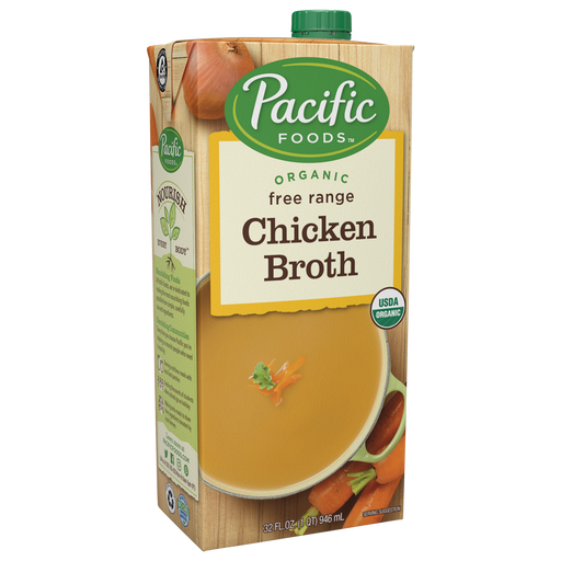 Pacific Foods Organic Free Range Chicken Stock