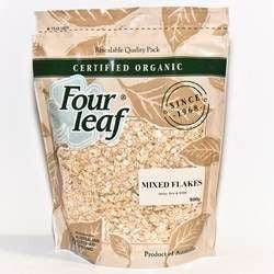 Four Leaf Organic Mixed Flakes - 800g