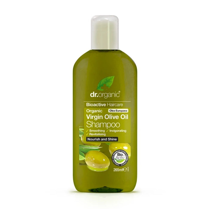 DR ORGANIC Shampoo Virgin Olive Oil 265ml