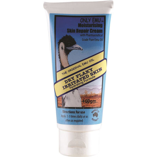 Only Emu Moisturising Skin Repair Cream 100g Tube