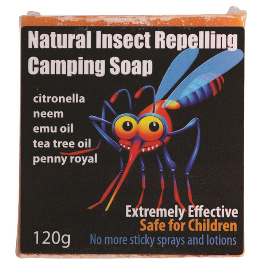 Only Emu Natural Insect Repelling Camping Soap