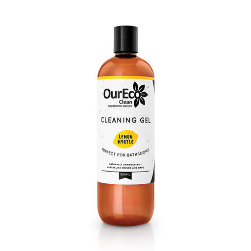 OurEco Clean Lemon Myrtle Cleaning Gel
