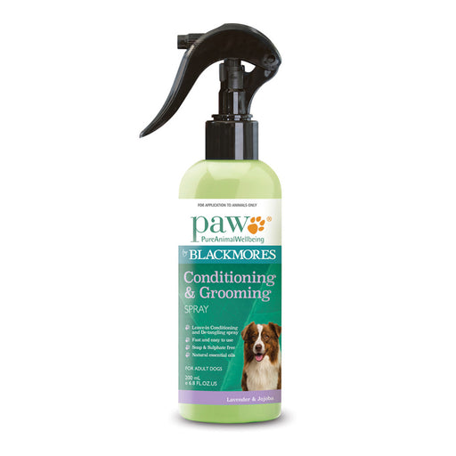 PAW By Blackmores Lavender & Jojoba Conditioning & Grooming Spray 200ml