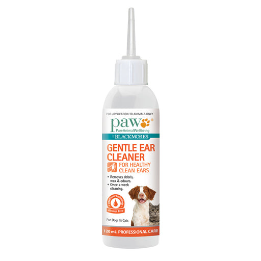 PAW By Blackmores Gentle Ear Cleaner 120ml