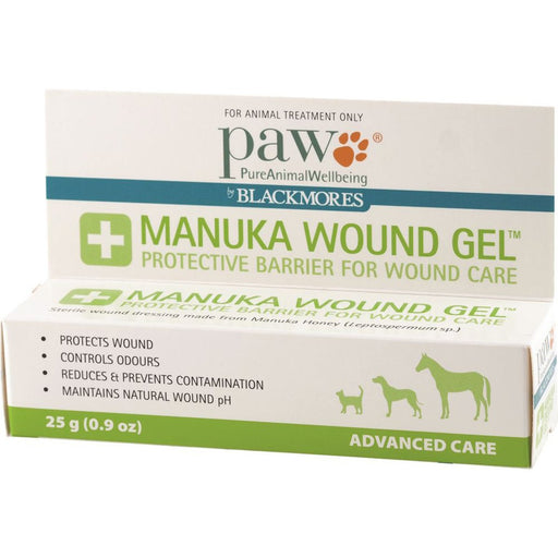PAW By Blackmores Manuka Wound Gel 25g