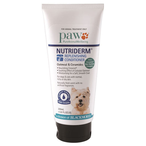 PAW By Blackmores NutriDerm Replenishing Conditioner (Oatmeal & Ceramides) 200ml