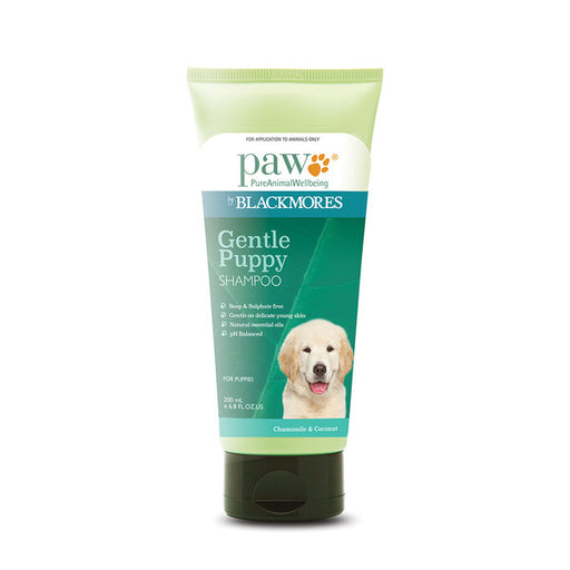 PAW By Blackmores Chamomile & Coconut Puppy Gentle Shampoo 200ml