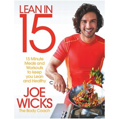 BOOK Lean in 15 by Joe Wicks
