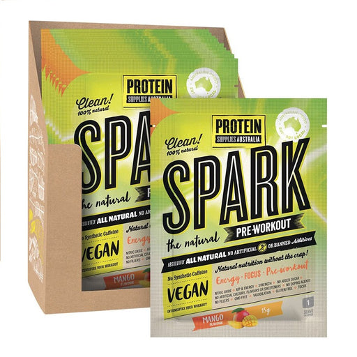 Protein Supplies Australia Spark Pre Workout Mango